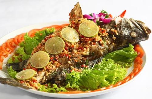 ăn cá giúp giảm nguy cơ đau tim