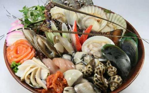 ăn hải sản dễ dị ứng