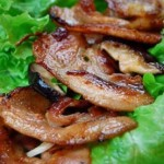 Đặc sản Thịt lợn nướng ngũ vị